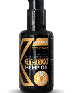 cbd citrus twist EXTRACT