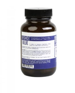 BLUE LABEL CAPSULES 25MG DECARBOX